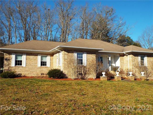 286 Sunshine Acres Estate, Sylva, NC 28779 (#3709499) :: High Performance Real Estate Advisors