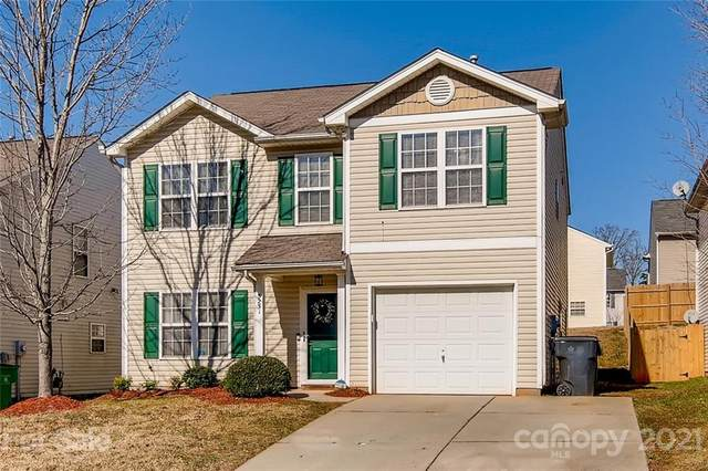 5231 Grays Ridge Drive, Charlotte, NC 28269 (#3709532) :: BluAxis Realty