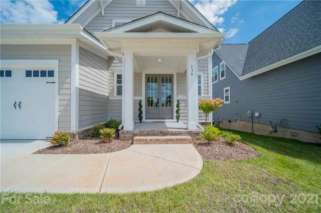 136 Preston Road #82, Mooresville, NC 28117 (#3709535) :: Home and Key Realty