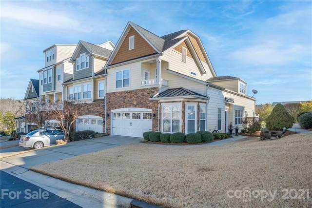 320 Wave Crest Drive #44, Tega Cay, SC 29708 (#3709557) :: LKN Elite Realty Group | eXp Realty
