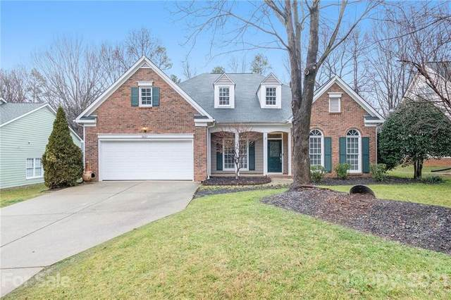 8827 Oakham Street, Huntersville, NC 28078 (#3709563) :: LePage Johnson Realty Group, LLC