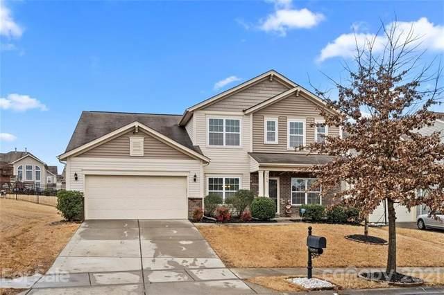 3505 Larkhaven Avenue, Concord, NC 28027 (#3709629) :: Keller Williams South Park