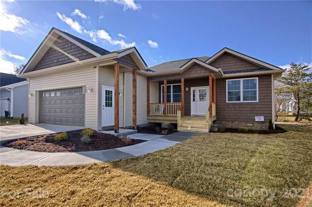 371 Beechnut Drive #29, Hendersonville, NC 28739 (#3709657) :: Carolina Real Estate Experts