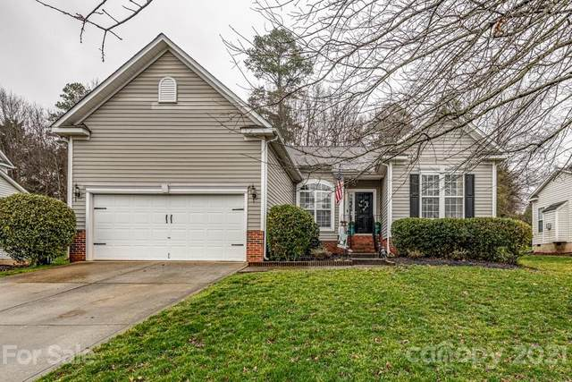 13511 Honeytree Lane, Pineville, NC 28134 (#3709693) :: The Ordan Reider Group at Allen Tate