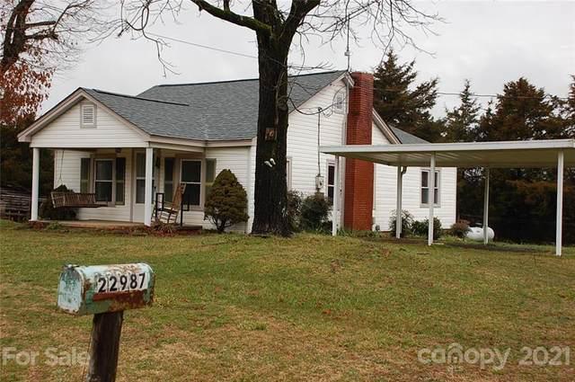 22987 Alonzo Road, Oakboro, NC 28129 (#3709700) :: LePage Johnson Realty Group, LLC