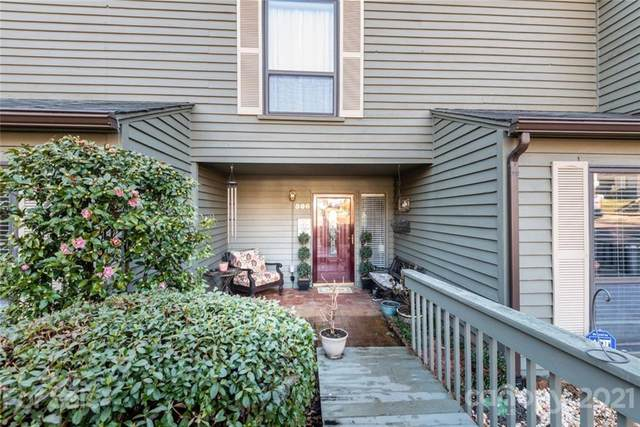 4340 N Center Street #506, Hickory, NC 28601 (#3709720) :: Odell Realty