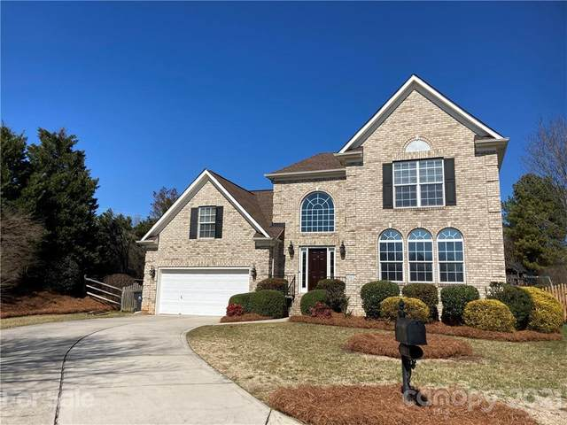 6903 Saddlebury Lane, Charlotte, NC 28226 (#3709741) :: Home and Key Realty
