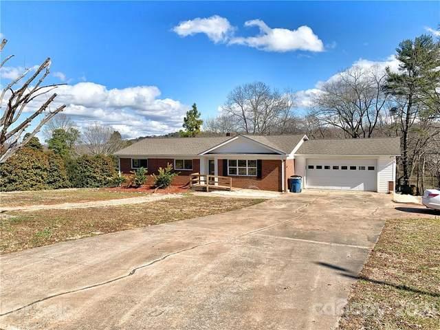 2075 Zion Road, Morganton, NC 28655 (#3709783) :: High Performance Real Estate Advisors