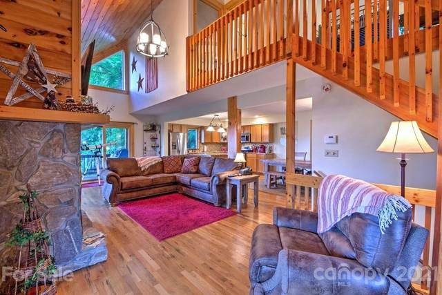 160 Bridle Drive, Maggie Valley, NC 28751 (#3709808) :: High Performance Real Estate Advisors