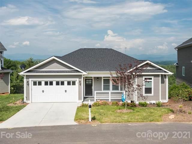 5 Endless View Drive #54, Weaverville, NC 28787 (#3709848) :: Exit Realty Vistas