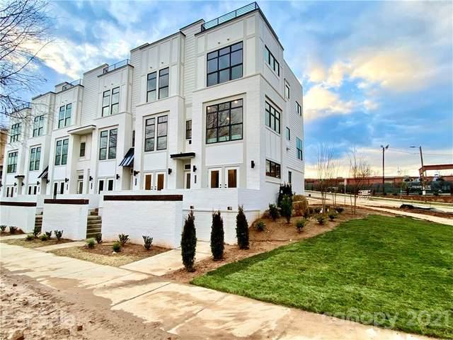 2335 Wesley Village Road #12, Charlotte, NC 28208 (#3709865) :: Home and Key Realty
