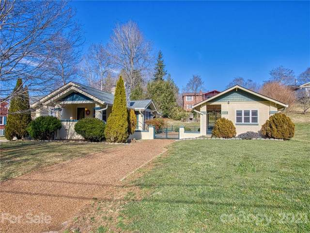 85 E Marshall Street, Waynesville, NC 28786 (#3709872) :: High Performance Real Estate Advisors
