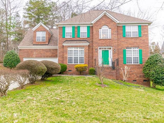 5386 Harvest Hill Drive #181, Harrisburg, NC 28075 (#3710014) :: MOVE Asheville Realty