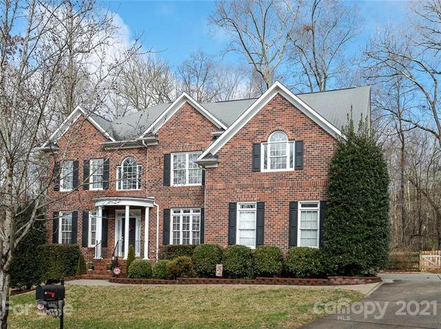 11216 Canoe Cove Lane, Huntersville, NC 28078 (#3710046) :: LePage Johnson Realty Group, LLC