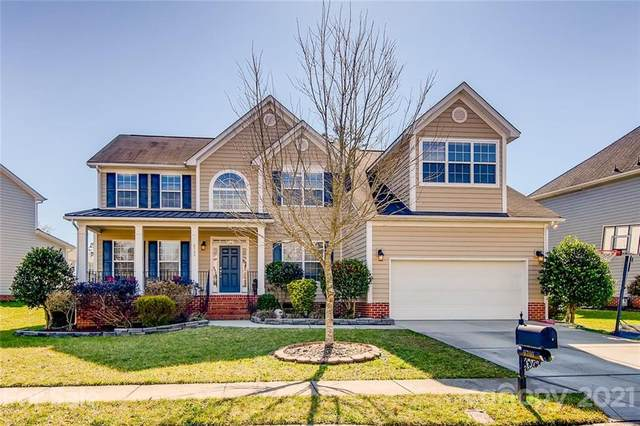 9700 Brandybuck Drive, Charlotte, NC 28269 (#3710082) :: Home and Key Realty