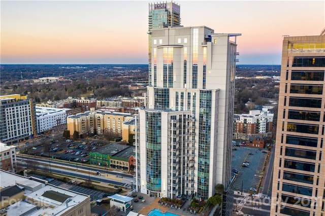 333 W Trade Street #1510, Charlotte, NC 28202 (#3710107) :: The Sarver Group