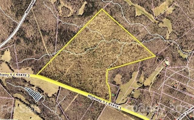 0 Hwy 5 Highway, Catawba, SC 29704 (#3710112) :: LePage Johnson Realty Group, LLC