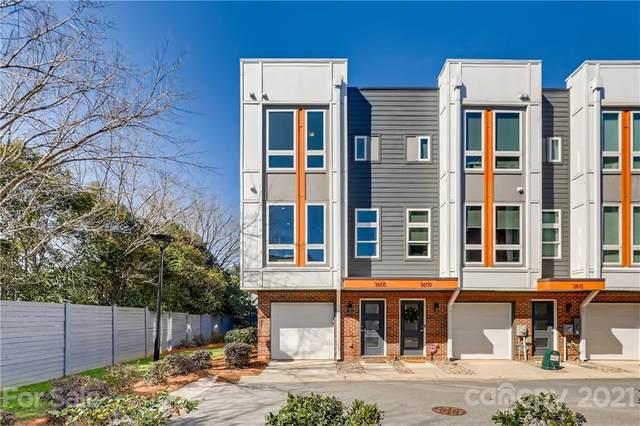 3605 Vallette Court, Charlotte, NC 28203 (#3710224) :: Scarlett Property Group