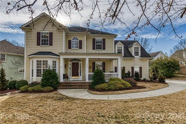 7714 Trailridge Drive #152, Tega Cay, SC 29708 (#3710259) :: MOVE Asheville Realty