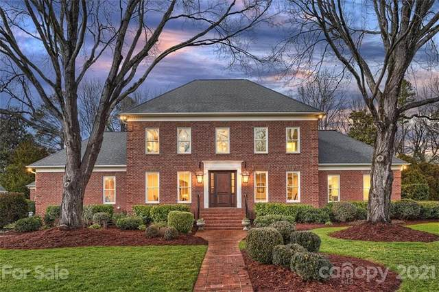 6738 N Baltusrol Lane, Charlotte, NC 28210 (#3710268) :: The Ordan Reider Group at Allen Tate