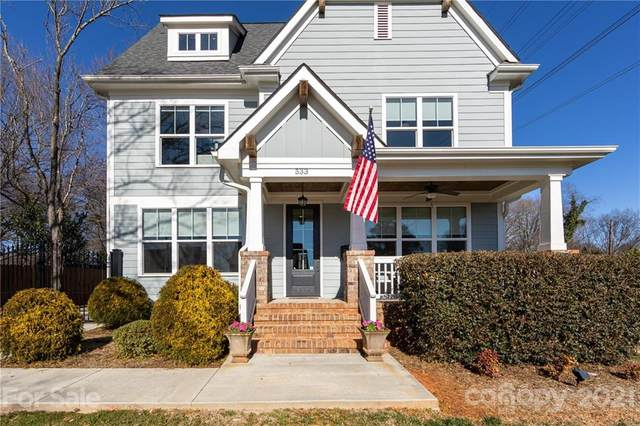 533 Melbourne Court, Charlotte, NC 28209 (MLS #3710289) :: RE/MAX Journey