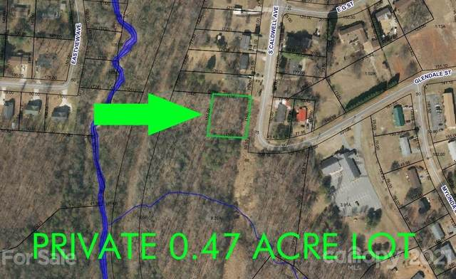 0.47 Acres S Caldwell Avenue, Newton, NC 28658 (#3710300) :: DK Professionals Realty Lake Lure Inc.