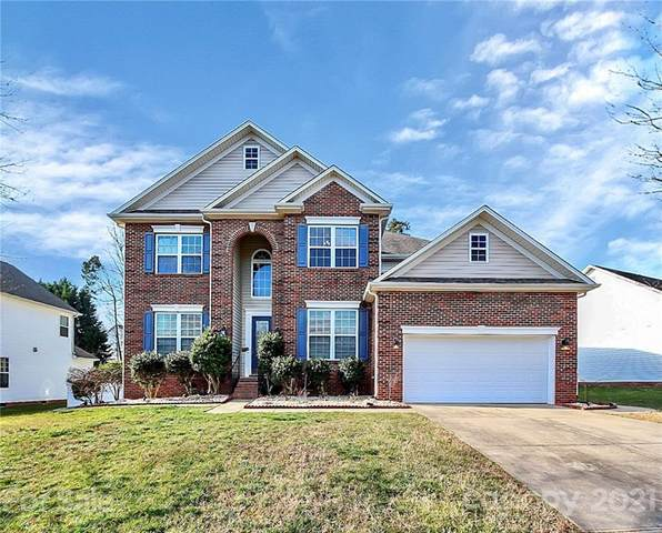 14615 Bridle Trace Lane, Pineville, NC 28134 (#3710368) :: Home and Key Realty