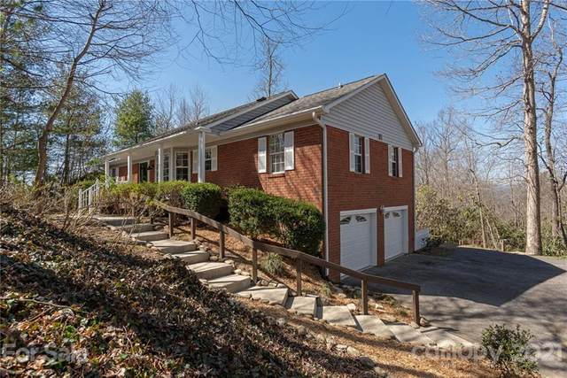 800 Summit Farm Lane, Hendersonville, NC 28739 (#3710378) :: Lake Wylie Realty