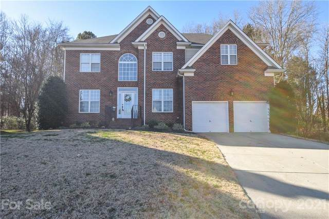 11011 Chilcomb Court, Charlotte, NC 28262 (#3710520) :: Carver Pressley, REALTORS®