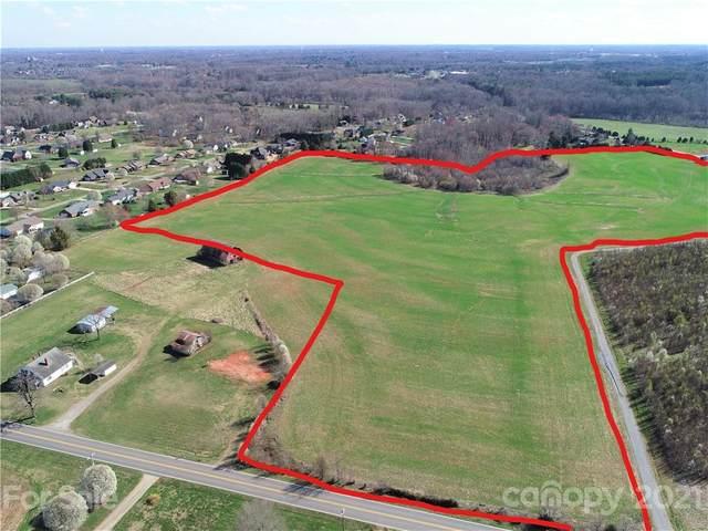000 Wilkesboro Highway, Statesville, NC 28625 (#3710522) :: Puma & Associates Realty Inc.