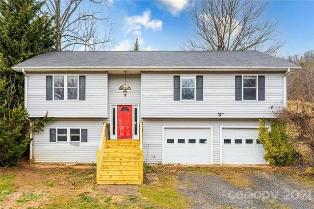42 Fox Branch Road, Fairview, NC 28730 (#3710559) :: Keller Williams Professionals