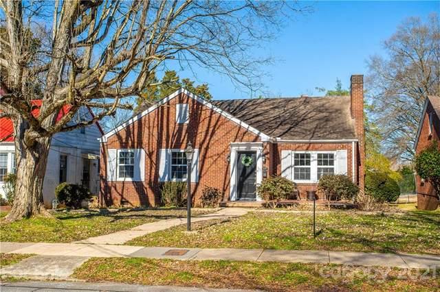 320 Maupin Avenue, Salisbury, NC 28144 (#3710596) :: Carver Pressley, REALTORS®