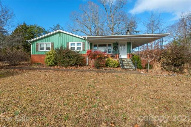 241 Howell Road, Lake Lure, NC 28746 (#3710692) :: Home and Key Realty