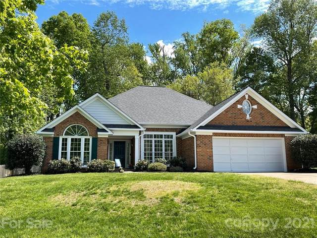 665 Highland Ridge Road, Mooresville, NC 28115 (#3710773) :: Carlyle Properties