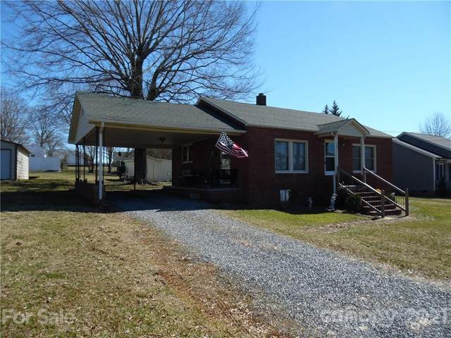 105 S 5th Avenue, Maiden, NC 28650 (#3710832) :: Home and Key Realty