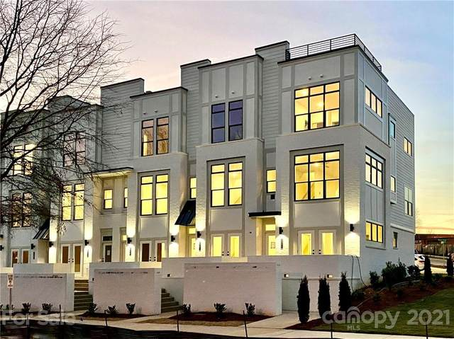 2335 Wesley Village Road #19, Charlotte, NC 28208 (#3710874) :: Home and Key Realty