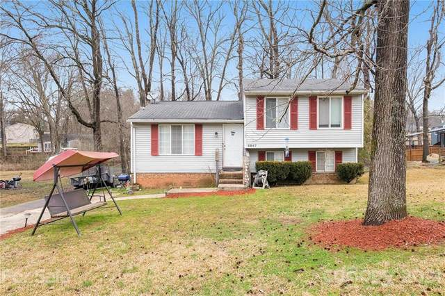 6847 Saddle Point Road, Charlotte, NC 28212 (#3710911) :: Odell Realty