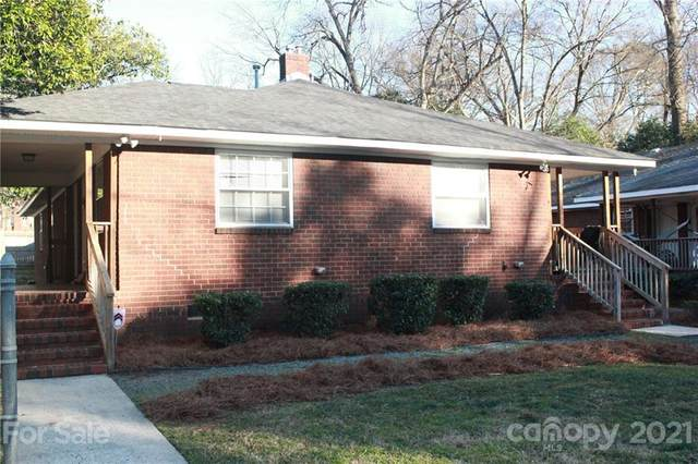 1201 Spruce Street, Charlotte, NC 28203 (#3710920) :: Burton Real Estate Group