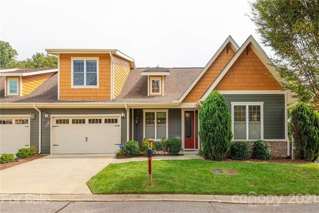 55 Creekside View Drive, Asheville, NC 28804 (#3710929) :: Keller Williams Professionals