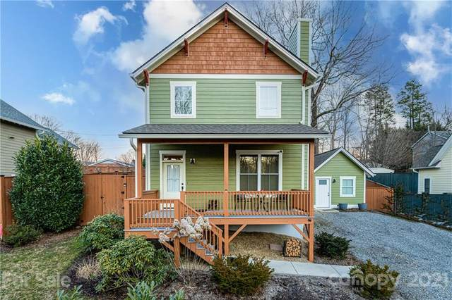 111 Craggy Street, Black Mountain, NC 28711 (#3711037) :: Home and Key Realty