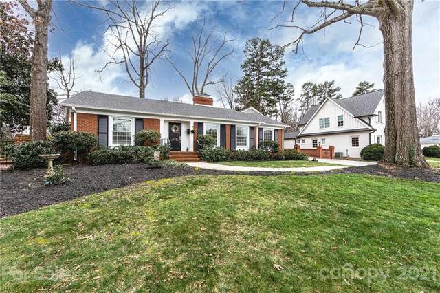 210 N Canterbury Road, Charlotte, NC 28211 (#3711053) :: Homes Charlotte