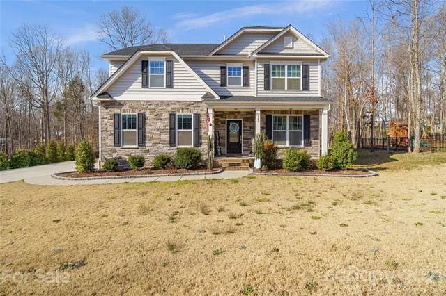 122 Clear Springs Road, Mooresville, NC 28115 (#3711057) :: High Performance Real Estate Advisors