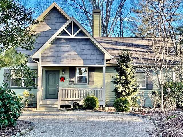 2601 Upper Whitewater Road, Sapphire, NC 28774 (#3711077) :: High Performance Real Estate Advisors