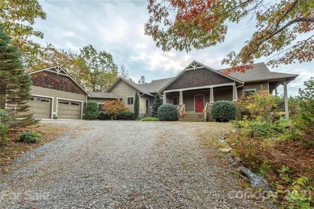16 Wandering Ridge Drive Lot 2 & Po Lot , Black Mountain, NC 28711 (#3711080) :: Stephen Cooley Real Estate Group