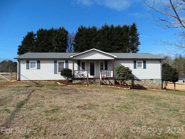 410 Hubbard Road, Hickory, NC 28601 (#3711112) :: Odell Realty