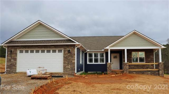 314 Walnut Ridge Lane, Weaverville, NC 28787 (#3711159) :: Austin Barnett Realty, LLC