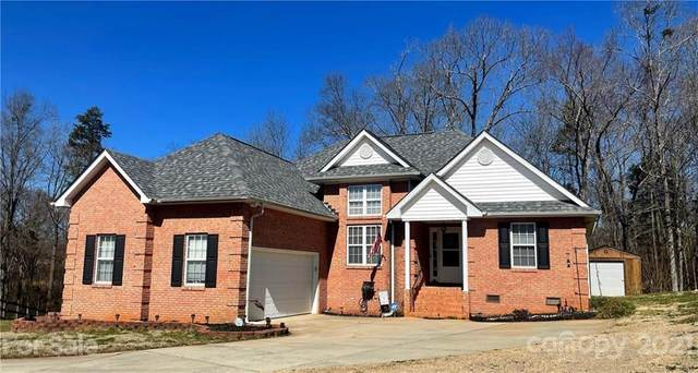 4710 Titus Court, Monroe, NC 28110 (#3711189) :: DK Professionals Realty Lake Lure Inc.