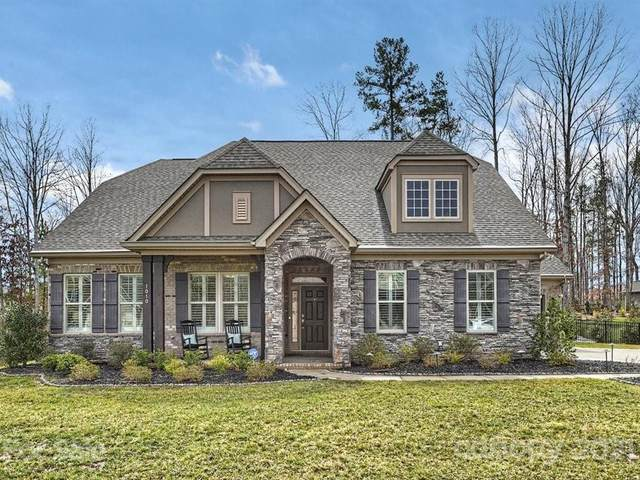 1010 Greenwich Park Drive, Indian Trail, NC 28079 (#3711223) :: The Premier Team at RE/MAX Executive Realty