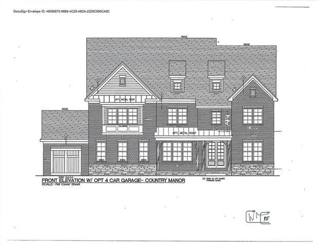 7633 Deerfield Manor Drive, Charlotte, NC 28270 (#3711234) :: Carver Pressley, REALTORS®
