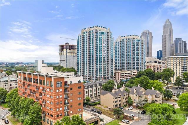 715 N Church Street #307, Charlotte, NC 28202 (#3711253) :: Homes with Keeley | RE/MAX Executive